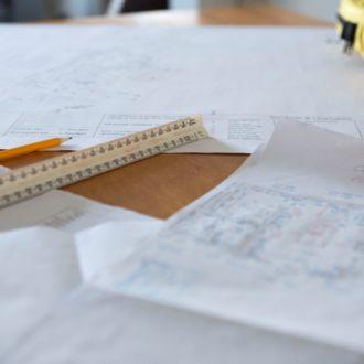 Plans For A Measured Building Survey
