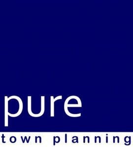 Pure Town Planning Logo